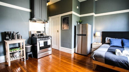 Hardwood floors and stainless steel appliances: $2,600/month apartments in San Francisco right now