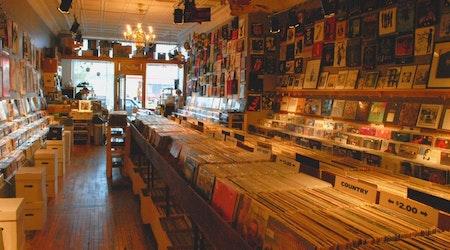 The 5 best spots to score vinyl records in Columbus