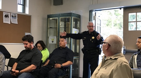 Park Station Recap: No 4/20 Day Arrests, Increase In Assaults, Stolen Cars