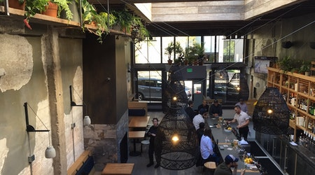 Peacekeeper brings open-air bar and billiards space to Lower Nob Hill