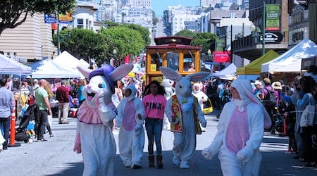 SF weekend: Earth Day festival & clean-ups, International Beer Festival, Easter activities, more