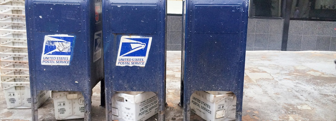 US Postal Service Removed Nearly 40 Mailboxes Last Month
