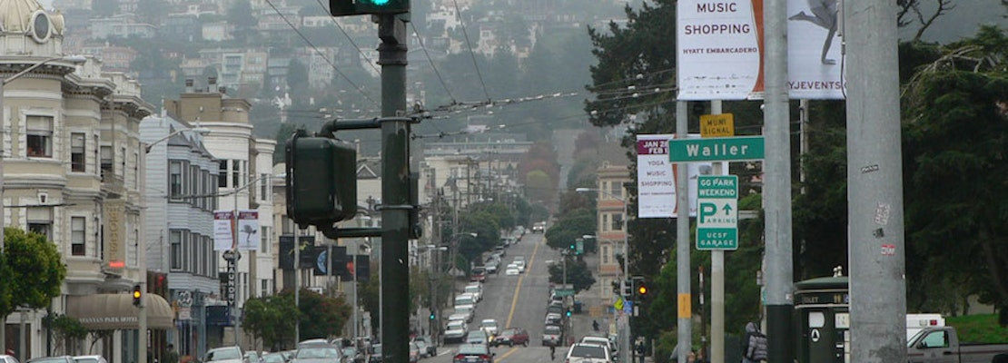 New Focus On Troubled Haight Intersection Paying Off, Say Police
