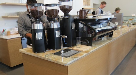 'Blue Bottle Coffee' Opens In Pacific Heights