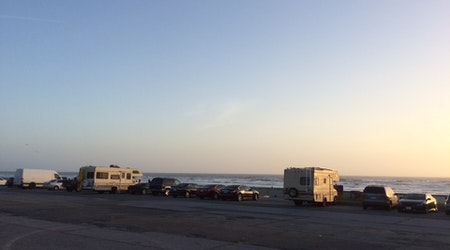 Managing Ocean Beach's RV Community A Challenge For City, Police