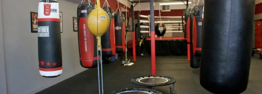 New boxing gym JE Fitness now open in East Oakland