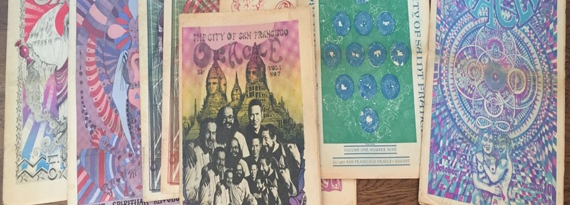 Summer Of Love Look Back: The SF Oracle, Newspaper Of The Counterculture
