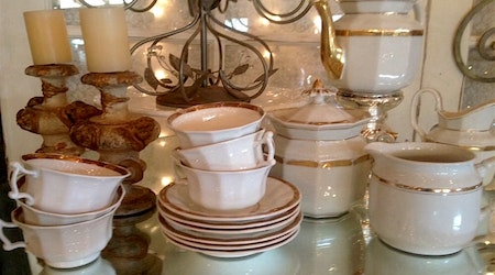5 top spots for antiques in Tucson