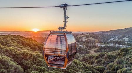 After Delays, Oakland Zoo Opens New Gondola, Hilltop Restaurant