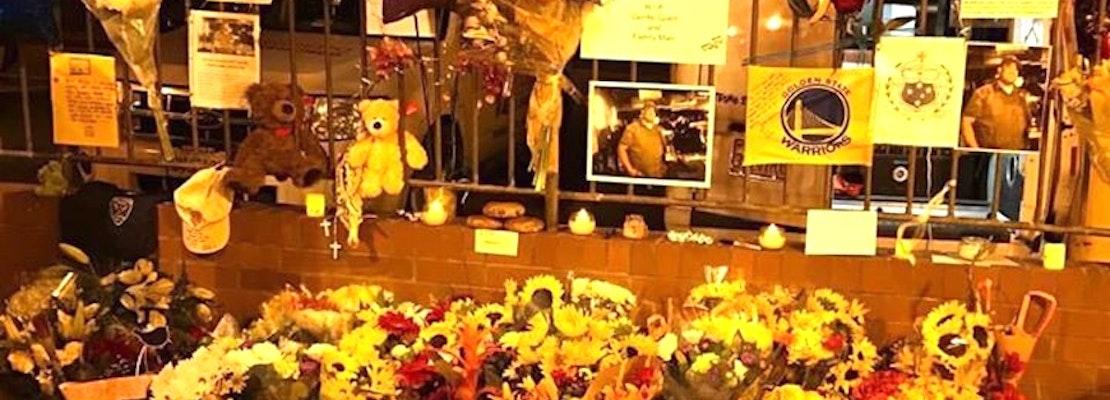 Slain UPS Driver Memorialized In Diamond Heights