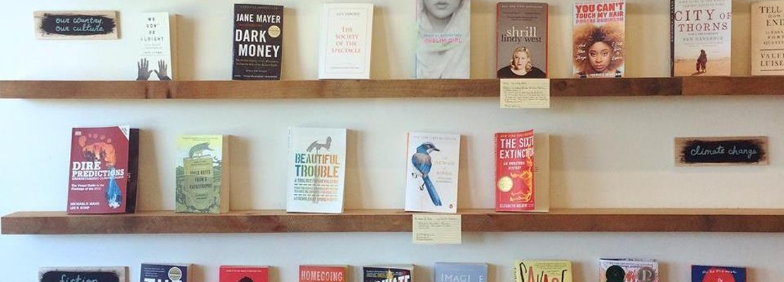 Black Bird Bookstore Opens In The Outer Sunset