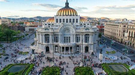 Escape from Orlando to Mexico City on a budget