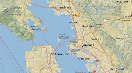 Berkeley-based Earthquake Rattles San Francisco And Oakland