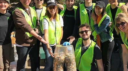 Richmond, Outer Sunset Volunteers Work To Keep Butts Off The Beach