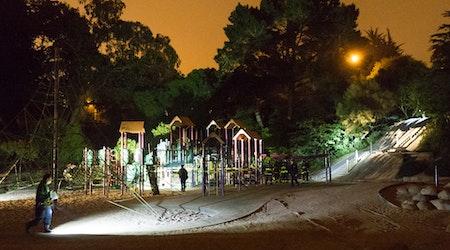 Overnight Arson Damages Equipment At Koret Playground
