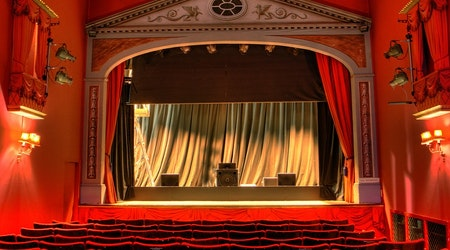 Cool theater events in Cincinnati this week
