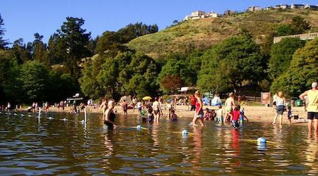 Toxic Algae Closes Lake Temescal For Swimmers