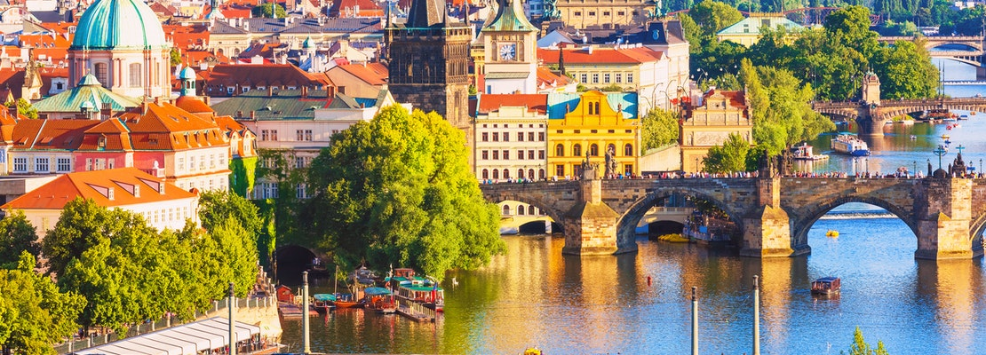 Escape from New Orleans to Prague on a budget