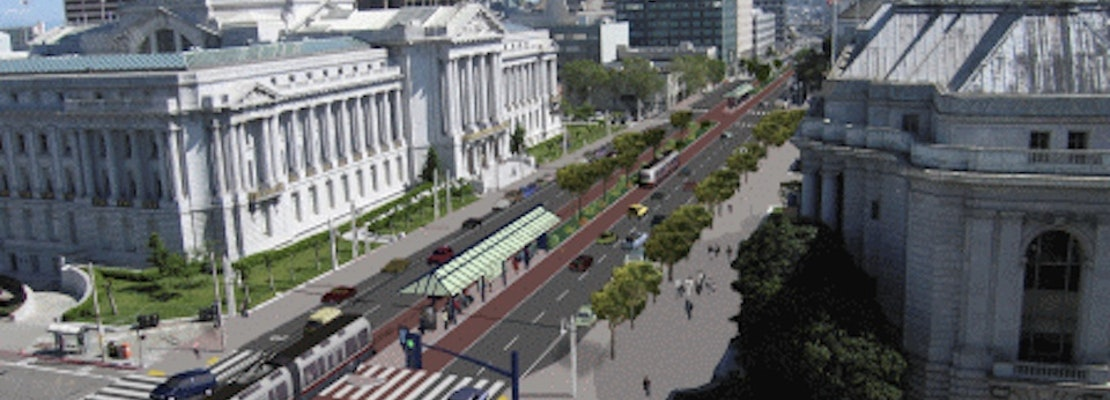 Van Ness Improvement Project Moves Forward With Street Tree Removal