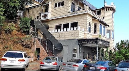 Telegraph Hill Landmark 'Julius' Castle' Restaurant To Reopen