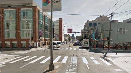 Pedestrian killed after being struck by driver in Lower Pac Heights