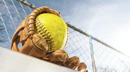 The latest high school softball results from around Las Vegas