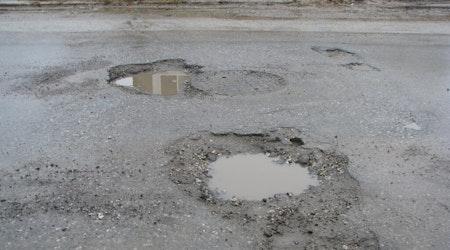 Bumpy ride: Pothole complaints surge after Santa Monica rainfall