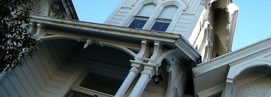 Spookiest, Awesomest House in the Lower Haight for Sale