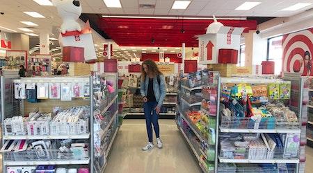 Target Celebrates Grand Opening At Stonestown Galleria