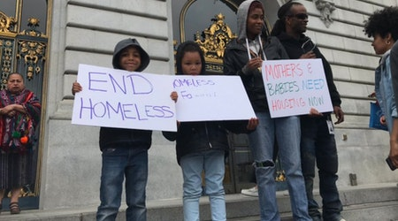 'Living a nightmare': San Francisco's homeless mothers share their stories