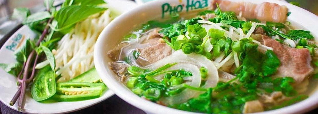 'Pho Hoa Noodle Soup' Brings Vietnamese Fare To Northwest Crossing