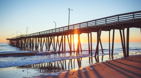 Exploring the best of Virginia Beach, with cheap flights from Detroit