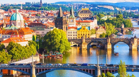 Escape from Memphis to Prague on a budget