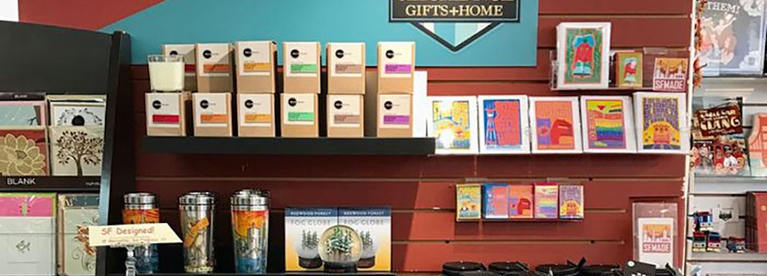 'SFMade' Partners With Noe Valley Gift Shop
