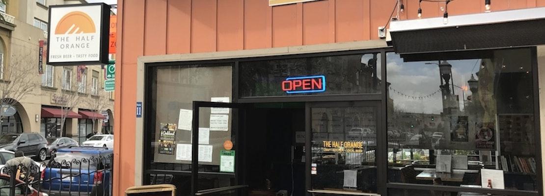 Fruitvale's 'The Half Orange' Shutters Wednesday