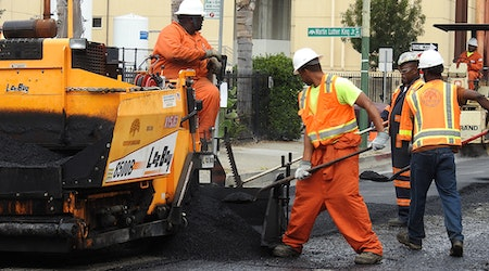 Pothole Blitz Brings Some Relief To Oakland's Crumbling Streets