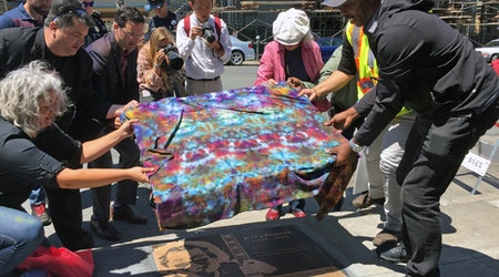 Shakedown Street: Excelsior Unveils A 2nd Plaque To Honor Jerry Garcia
