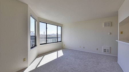 What will $2,500 rent you in Nob Hill, right now?