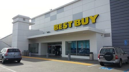 Geary Blvd. 'Best Buy' To Close; New Retail May Rise From Parking Lot