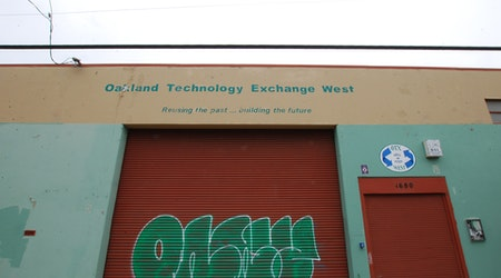 As Landlord Plans Lofts, 'Tech Exchange' Vacates West Oakland Warehouse