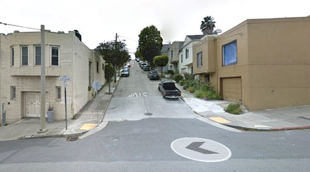 Cyclist Injured In Bernal Heights Crash [Video]