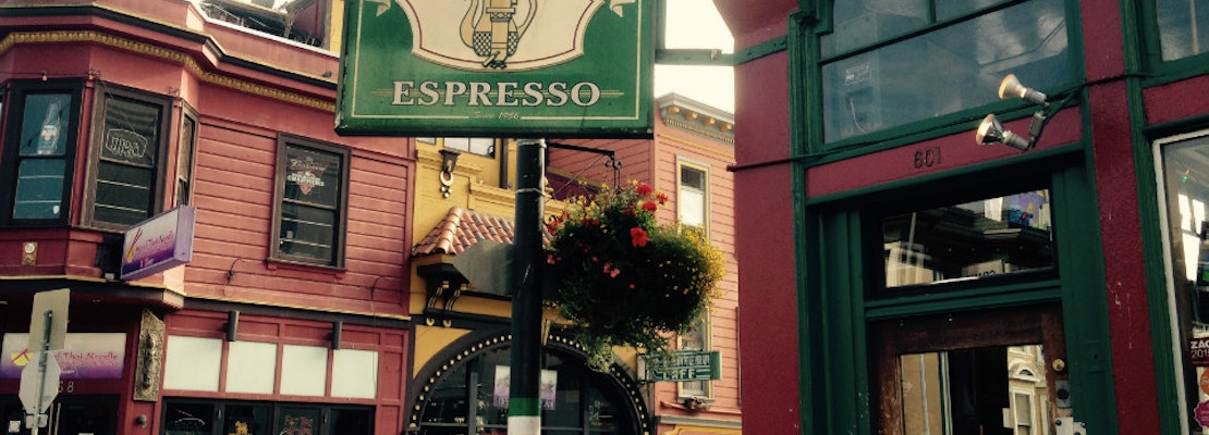 Trouble Brewing: Lawsuit May Force Closure Of Caffé Trieste