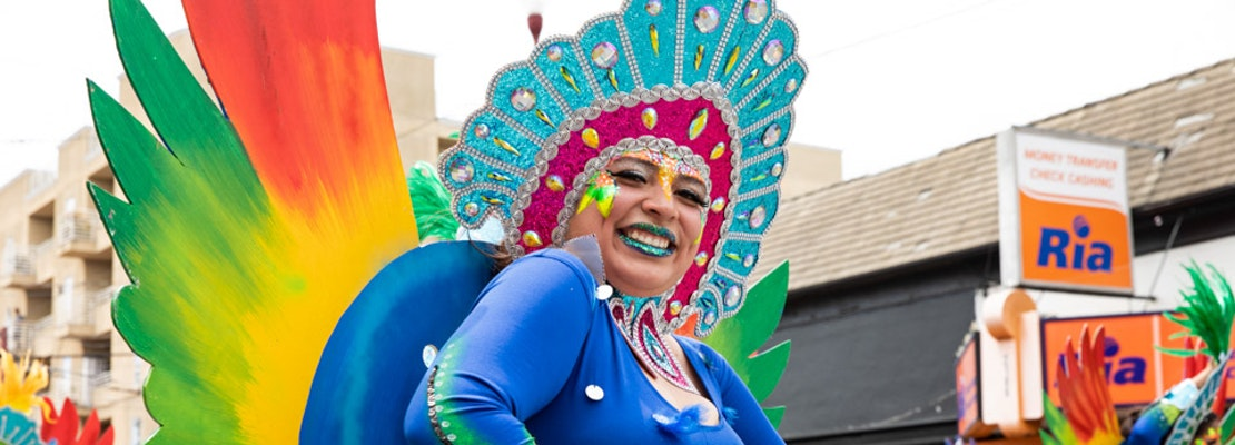 Scenes from 2019's San Francisco Carnaval Festival & Grand Parade
