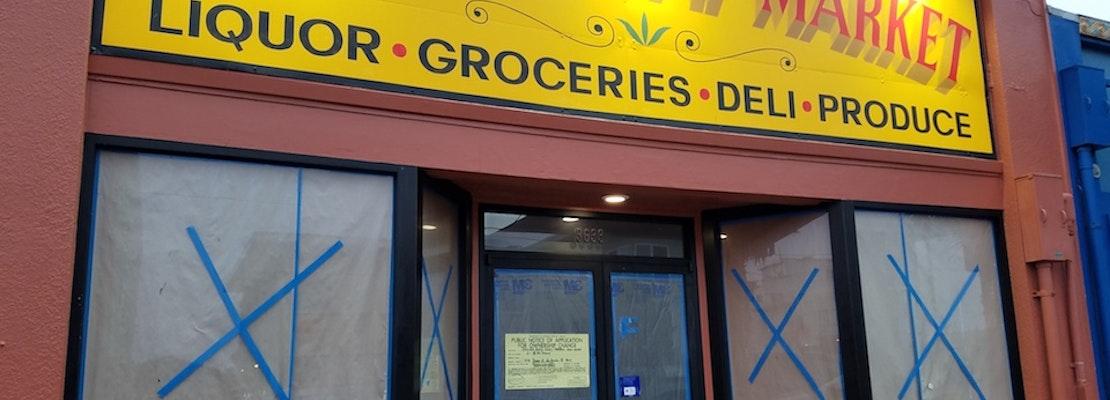 'Outerlands' To Take Over Former Parkside Market