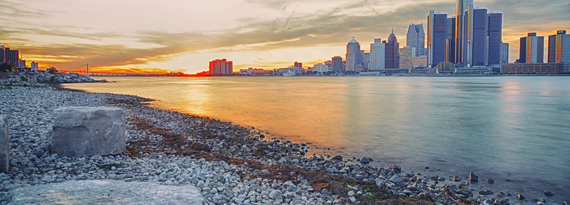 Exploring the best of Detroit, with cheap flights from New Orleans