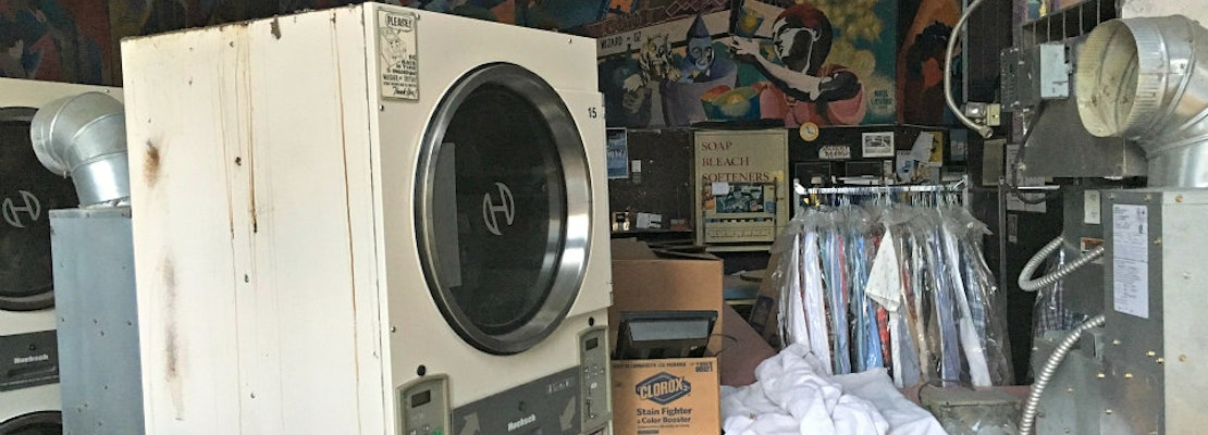 'Little Hollywood Launderette' Spins Down & Folds After 52 Years