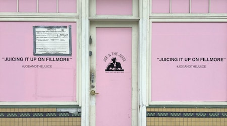 'Joe & The Juice' Stakes Out Fillmore St. Location