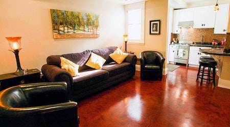 The lowest priced apartment rentals on the market in Noe Valley, San Francisco