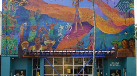Mission Cultural Center Celebrates 40 Years Of Art, Community