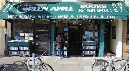 Inner Richmond's 'Green Apple Books' Celebrates 50 Years
